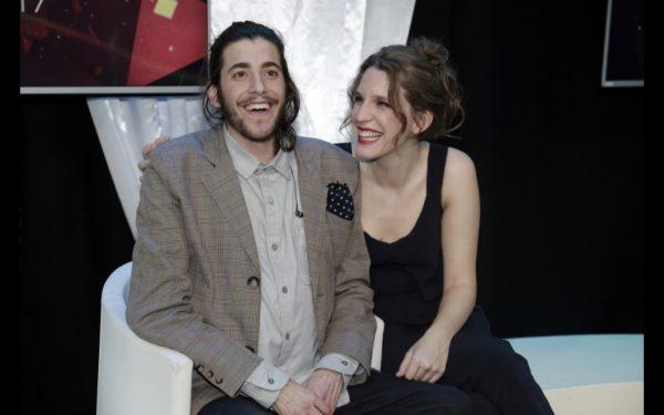 Salvador and Luisa