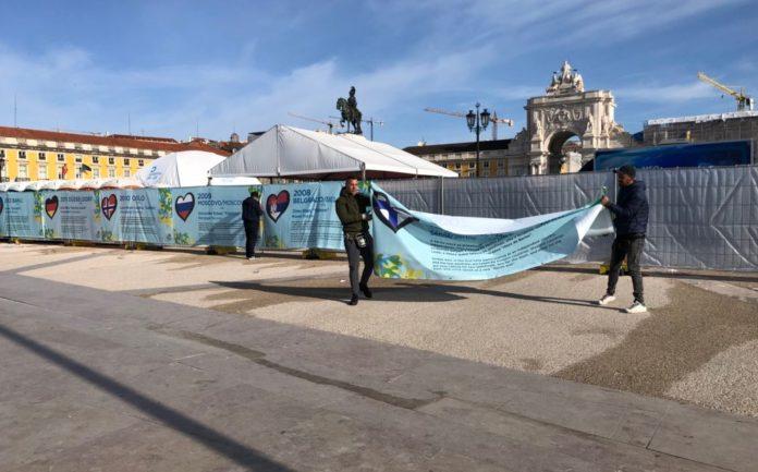Farewell Lisbon