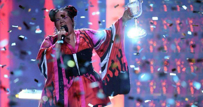 Netta wins Eurovision