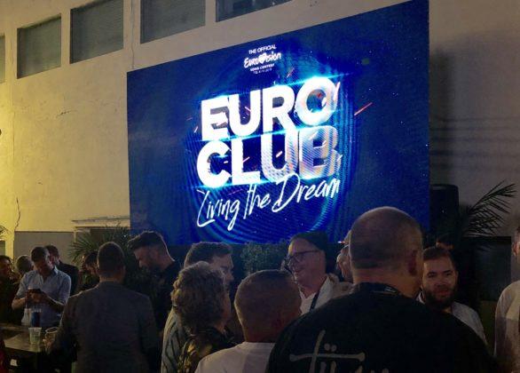 Drinks at Euroclub