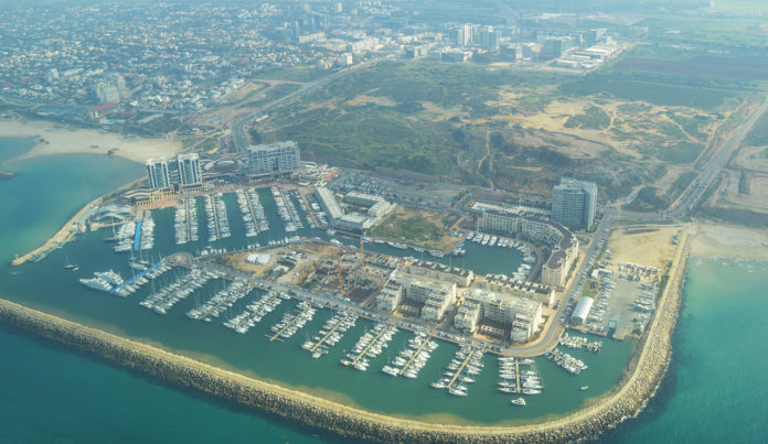 Marina Tel Aviv