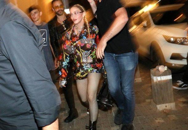 Madonna in Israel