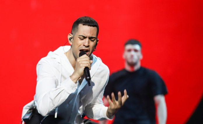 Mahmood at Eurovision 2019