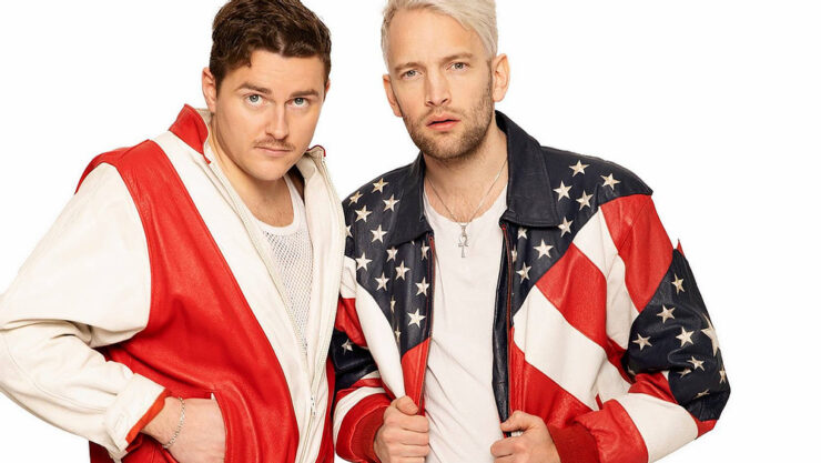 Fyr & Flamme will sing for Denmark at the 2021 Eurovision Song Contest