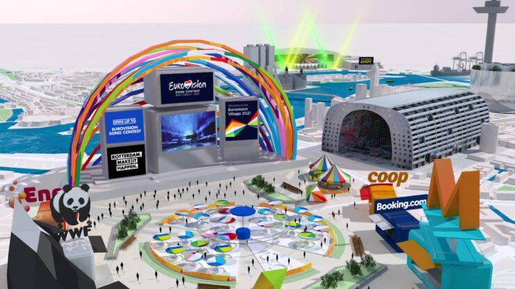 Online Eurovision Village 2021