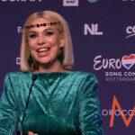 Samanta Tina at Eurovision 2021