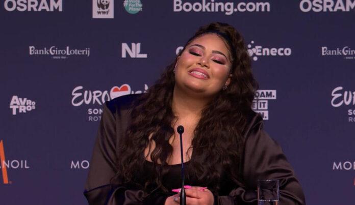 Destiny at Eurovision 2021