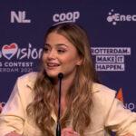 Stefania at Eurovision 2021