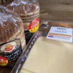 Eurovision kaas en Stroopwafellen