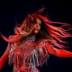 Anxhela Peristeri, Albania, First Rehearsal, Rotterdam Ahoy, 11 May 2021 — EBU / Thomas Hanses