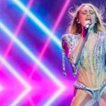 Albina, Croatia, First Rehearsal Eurovision, Rotterdam Ahoy, 9 May 2021
