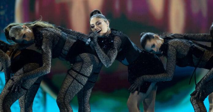 Efendi, Azerbaijan, Second Rehearsal, Rotterdam Ahoy, 12 May 2021 — EBU / Andres Putting
