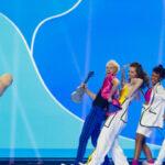 Jendrik, Germany, First Rehearsal, Rotterdam Ahoy, 13 May 2021 — EBU / Thomas Hanses
