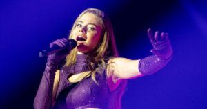 Stefania, Greece, First Rehearsal, Rotterdam Ahoy, 10 May 2021 — EBU / Andres Putting