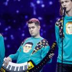 Daði og Gagnamagnið, Iceland, Second Rehearsal, Rotterdam Ahoy, 13 May 2021 — EBU / Thomas Hanses
