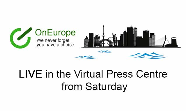 Eurovision 2021 Live from OnEurope