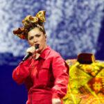 Manizha, Russia, Second Rehearsal, Rotterdam Ahoy, 12 May 2021 — EBU / Thomas Hanses