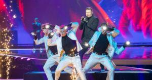RAFAŁ, Poland, First Rehearsal, Rotterdam Ahoy, 10 May 2021 — EBU / Andres Putting