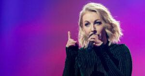 Lesley Roy, First Rehearsal, Ireland, Rotterdam Ahoy, 8 May 2021 — EBU / Andres Putting