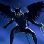 Tix, Norway, First Rehearsal Eurovision, Rotterdam Ahoy, 9 May 2021