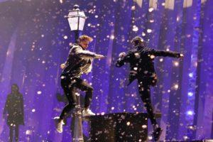 Ryan's dancers